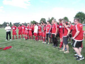 VfL feiert Aufstieg in die Landesklasse